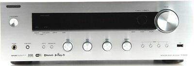Onkyo TX-8250 S Receiver Multi-Room 2x135W DAB+ WiFi BT silber