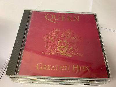 QUEEN - GREATEST HITS CD 720616126528 1992 Release [EXCELLENT]