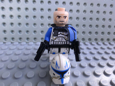 Lego Star Wars Figur - Captain Rex - 75012 - sw450                         (245)