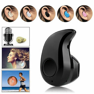 Mini Wireless Bluetooth Stereo In-Ear Headset Kopfhörer für Samsung-iphonede