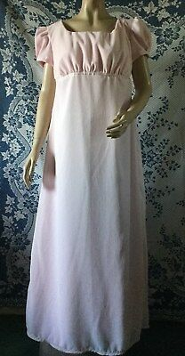 Regency Dress, Jane Austen, Made~to~Order, Size 6 to 26, Fully Lined, Free P & P