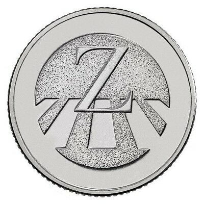 2018 Letter Z 10p Coin - ZEBRA CROSSING - Great British Coin Hunt - Royal Mint