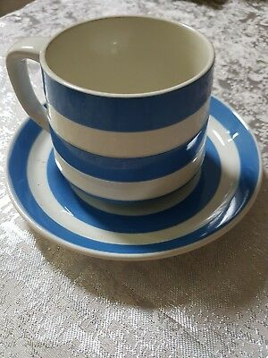 A T.g.green Cup And Saucer