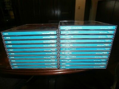 Superhits Complete Collection (21 CD Box Set With 710 Tracks) Time Life