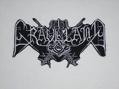 Graveland Black Metal Iron On Embroidered Patch