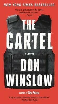 The Cartel: A Novel [New Book] Strippable Paperback