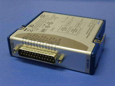 National Instruments NI 9401 cDAQ Digital Input / Output Module