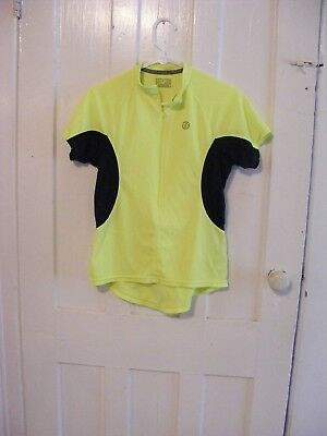 BONTRAGER SOLSTICE MEN S Cycling Jersey Size Medium Black 8v -  8.00 ... 952efdad3