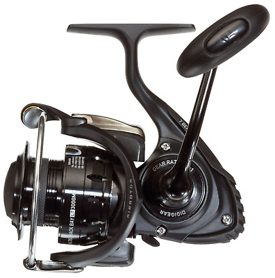 Saltwater Backwater 2000 Spinning Reel