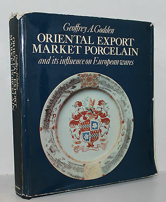 Oriental Export Market Porcelain and Its Influence on European Wares by...