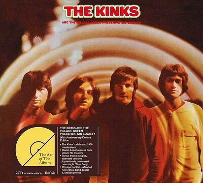 The Kinks  - The Kinks Are The Village Green Preservation Society - 2 Cd (del...