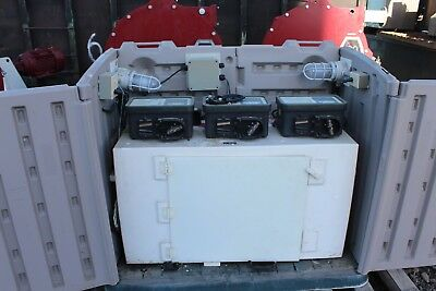 Teledyne ISCO Model # 3710 Portable Automatic Water Sampler LOT OF 3