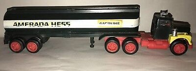 Hess Amerada Toy Tanker Truck 1969 Vintage RARE!  **Fast Shipping** Marx Toys