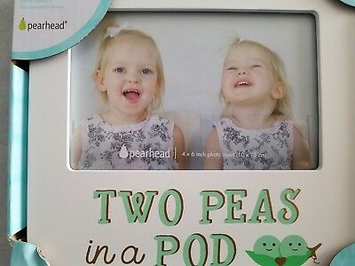 Grasslands Road Two Peas In A Pod Twins Frame 4719 Picclick