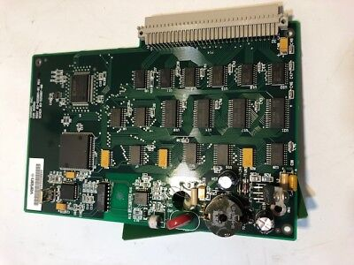 Varian 3800 GC Gas Chromatograph Communications Board (PN: 03-925804-01 Rev 4)