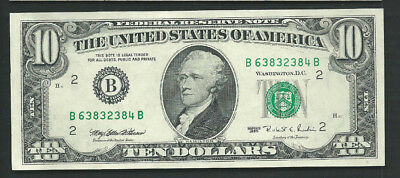 United States (USA) 1995 10 Dollars P 499 Circulated