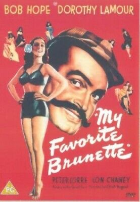 My Favourite Brunette [1947] [DVD] - DVD  VJVG The Cheap Fast Free Post