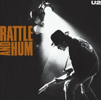 U2 - Rattle And Hum - U2 CD ZOVG The Cheap Fast Free Post The Cheap Fast Free