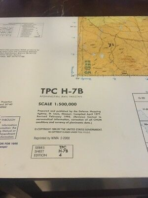 TPC H-7B Operational Navigation Chart