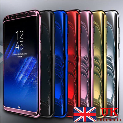 Hybrid Shockproof 360° Ultra thin Case Cover Skin For Samsung Galaxy S8/S9 Plus