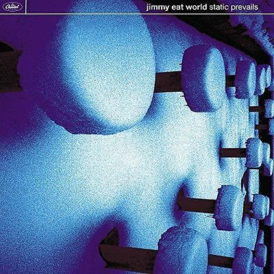 Jimmy Eat World - Static Prevails VINYL LP New and Sealed!