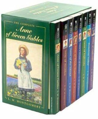 The Complete  Anne of Green Gables by L. M. Montgomery (Paperback, 1990)