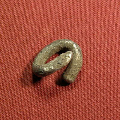 Bronze Age hair ring - insignia of rank