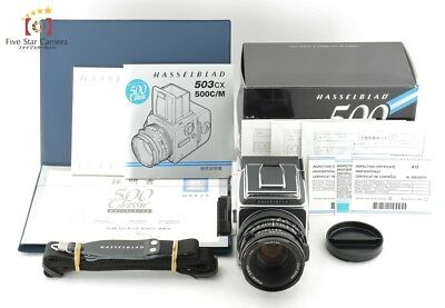 Excellent+++!! Hasselblad 500C/M Classic 50th Anniversary Model from Japan