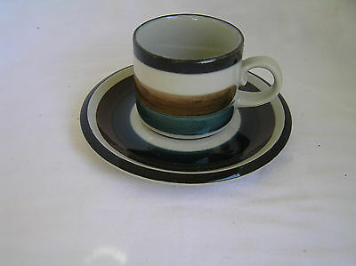 """Ariabia of Finland """"Kaira"""" Cup & Saucer"""