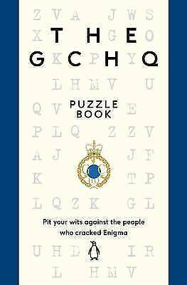 The GCHQ Puzzle Book by GCHQ Book Perfect headscratchergift for xmas
