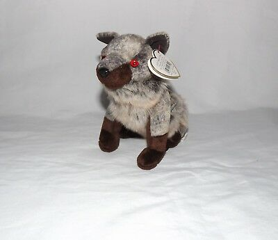 Ty Beanie Baby - Howl the Wolf