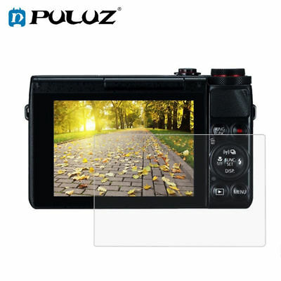 PULUZ Camera HD Tempered Glass Screen Protector Film For Canon G7X G9X G5X