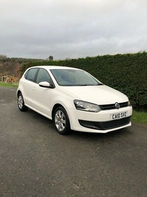 2010 Volkswagen Polo 1.6 TDI 5dr