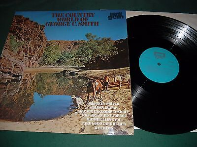 George C.smith Lp - The Country World Of George C.smith