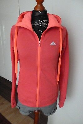 adidas performance hoodie rot gr xs
