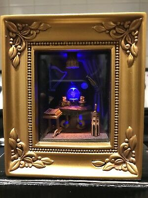 RARE Disney Parks Gallery of Light Madame Leota The Haunted Mansion Olszewski LE