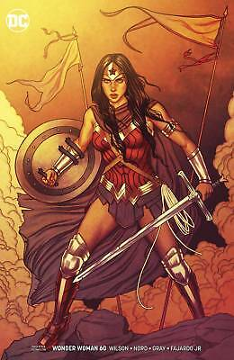Wonder Woman #60 Frison Variant