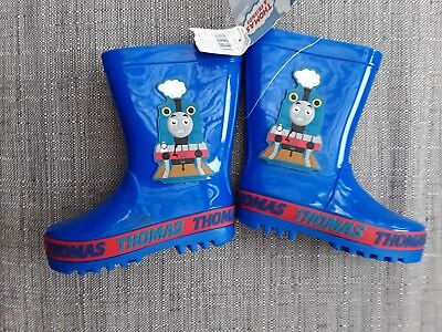 Thomas the Tank Engine Baby Boys Wellingtons. Size 4 inf. Mothercare. BNWT.