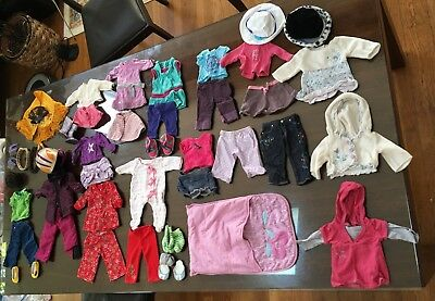 American Girl Doll Clothes and Accessories Lot - see photos