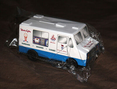 Mister Softee Truck Bank - BRAND NEW - Fast Shipping