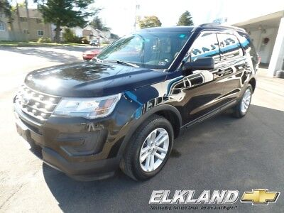 2016 Ford Explorer  2016 Used 3.5L V6 24V Automatic 4WD SUV