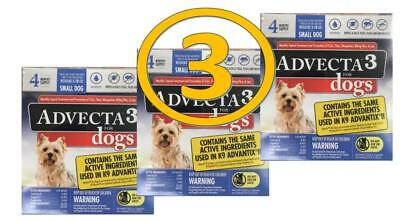 Advecta 3 for Small Dogs 5-10 Lbs 12 months supply