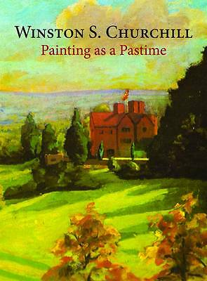 Painting as a Pastime, Churchill, Sir Winston S., New, Hardcover