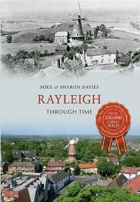 Rayleigh Through Time by Davies, Sharon Book The Cheap Fast Free Post