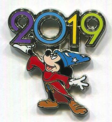 SORCERER MICKEY MOUSE - 2019 Disney Characters Mystery Collection Disney Pin
