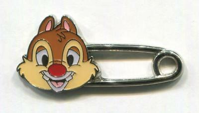 DALE Safety Pin HKDL Hong Kong Disneyland Disney Pin