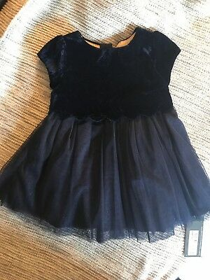 Stunning Autograph M&S  Baby Girl Party Dress 3-6 Months