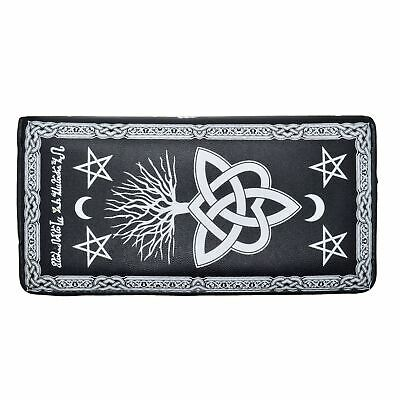 Banned Last Hope Of Misery Occult Wiccan Pentagram Purse