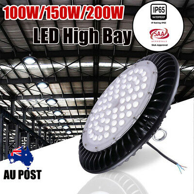 UFO LED High Bay Light Warehouse Industrial Factory Commercial Workshop Lamp Pro
