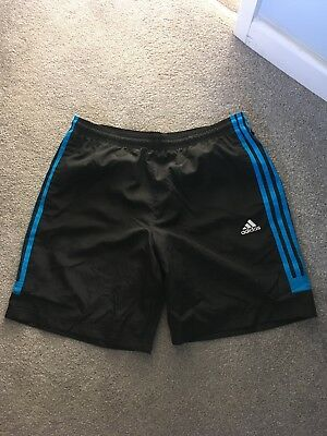 Adidas Mens Gym/Running Shorts Large